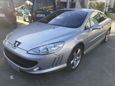 usado Peugeot 204 407 2.7 V6 HdiAutomatico Coupe 2p. -07