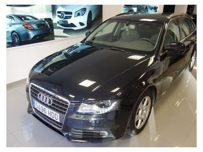 usado Audi A4 A4Avant 2.0TDi 136cv.