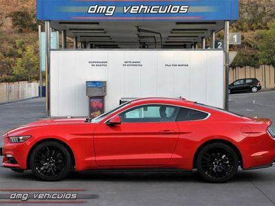 brugt Ford Mustang Fastback 2.3 EcoBoost 314Cv/Financiado: 34.500€