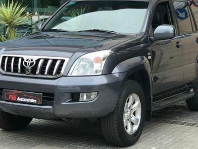 usado Toyota Land Cruiser 3.0D-4D VXL - AUTOMÁTICO - MÁS ALTO DE GAMA