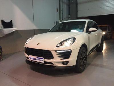 gebraucht Porsche Macan S Diesel Aut.
