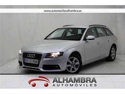 usado Audi A4 2.0 TDI 143 AVANT