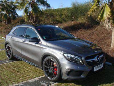 usado Mercedes GLA45 AMG AMG MB GLA 45AMG EDITION, FULL, IMPECABLE, LIBRO...