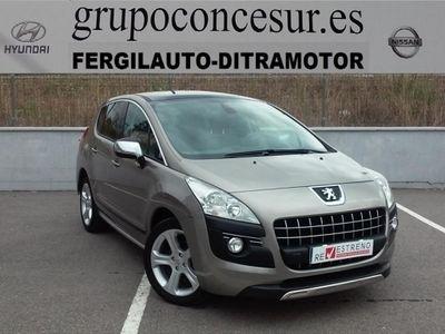 usado Peugeot 3008 1.6 HDI 112 SPORT PACK 5P FAP