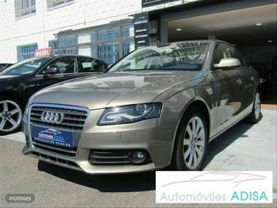usado Audi A4 2.0tdi Multitronic Dpf 143 143 cv en Castellon