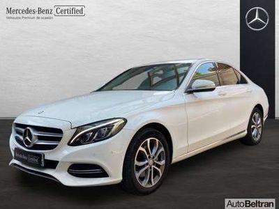 usado Mercedes C220 BlueTec 7G Plus