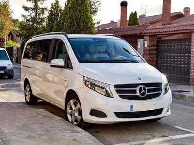 second-hand Mercedes V250 4Matic Clase BT Largo Avantgarde 7G Tronic