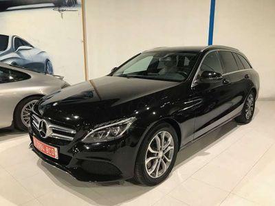 usado Mercedes C200 Estate d Avantgarde 7G Plus
