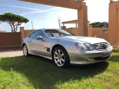 usado Mercedes SL500 Aut.