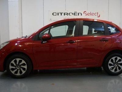 usado Citroën C3 1.0 PureTech Live 68 color rojo año 2016 a € 7000.00