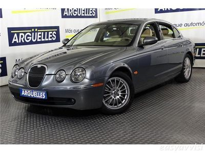 usado Jaguar S-Type 2.7D V6 1Propietario Executive