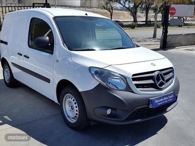 usado Mercedes Citan 109 CDI Furg?n Largo