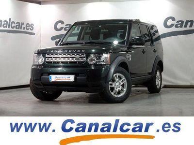 usado Land Rover Discovery 3.0 TDV6 S COMMANDSHIFT 211CV