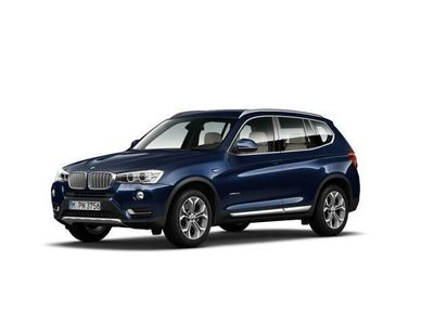 used BMW X3 xDrive20d 140 kW (190 CV)