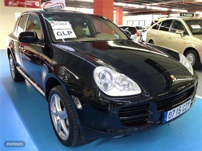 brugt Porsche Cayenne S S