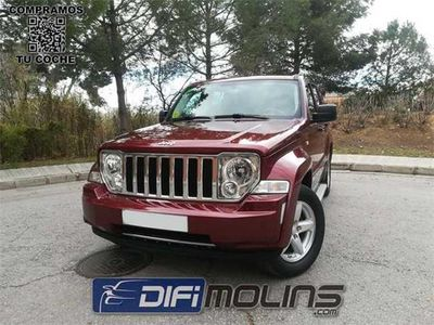 brugt Jeep Cherokee 2.8 CRD Limited 177cv Aut.