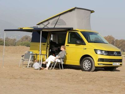 begagnad VW California T62.0TDI BMT Beach 110kw