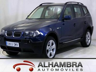 usado BMW X3 3.0i