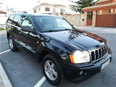 usado Jeep Grand Cherokee 3.0CRD V6 Limited Aut.