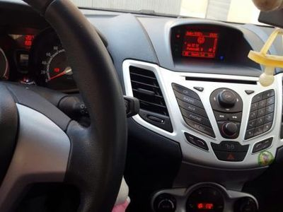 usado Ford Fiesta 1.4 TDCi Trend -12