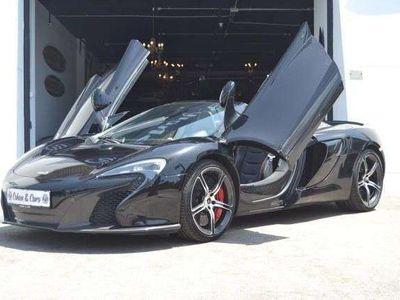 usado McLaren 650S Spider 3.8 V8 650cv *MATRICULA DK*