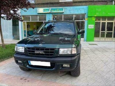 usado Opel Frontera