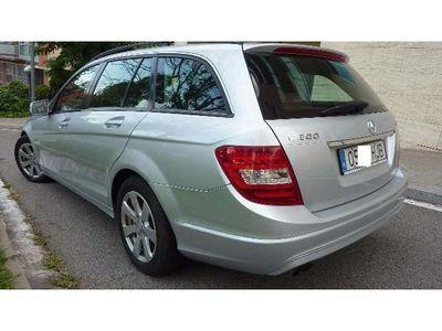 usado Mercedes C200 Estate CDI BE 7G Plus