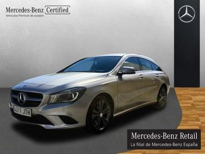 second-hand Mercedes 200 Clase CLA RAKECDI / D SHOOTING BRAKE URBAN