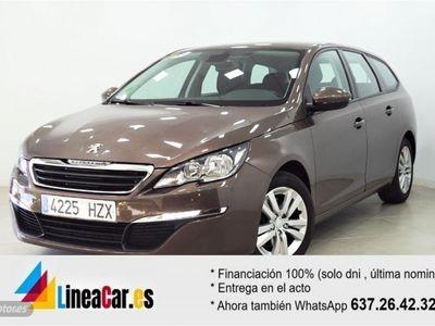 brugt Peugeot 308 308 NuevoSW Active 2.0 BlueHDi 150