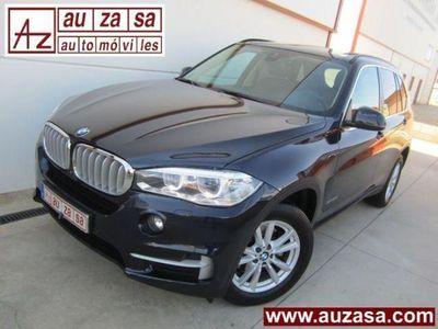usado BMW X5 4.0d X-Drive AUT 313 cv- FULL EQUIPE + Techo