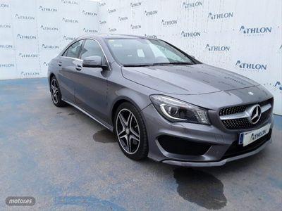 usado Mercedes CLA250 AMG Line 4M 7G-DCT