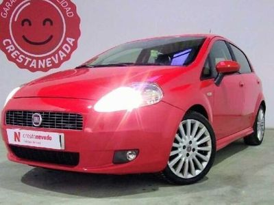 usado Fiat Grande Punto 1.4 T Jet Sport 120cv - 4.700€
