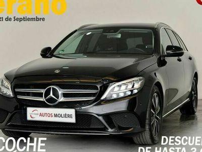 usado Mercedes 200 Clase C Estate9G-Tronic