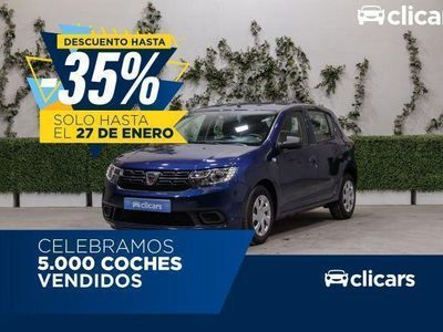 usado Dacia Sandero Essential 1.0 55kW (75CV)