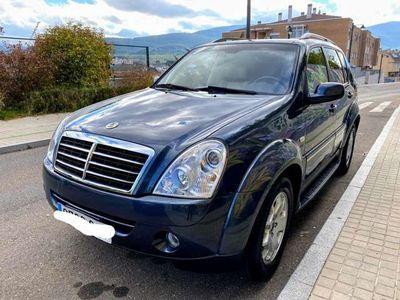 usado Ssangyong Rexton 270Xdi Limited