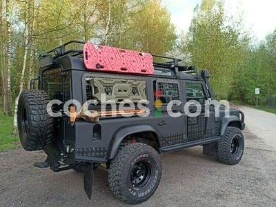 usado Land Rover Defender 110 Sw Se 122 cv en Avila