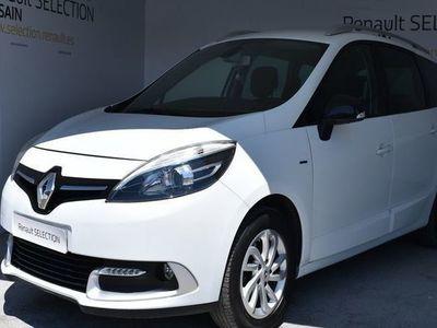 usado Renault Scénic Grand 1.6dCi eco2 Energy Limited 7pl.