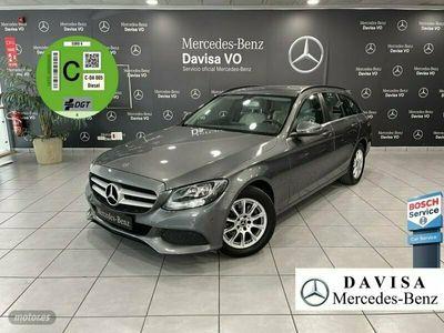 usado Mercedes C200 ClaseEstate AUTO 7-G