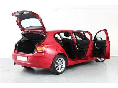 usado BMW 116 Serie 1 d Efficient Dynamics Edition