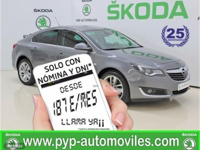 brugt Opel Insignia 2.0 CDTI Excellence Auto