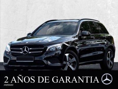 usado Mercedes GLC250 d 4Matic Aut. AMG / PAQ. NIGHT