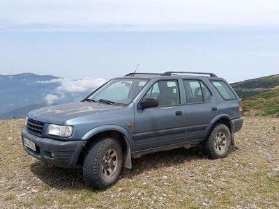 usado Opel Frontera 2.2DTI
