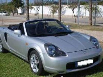 usado Toyota MR2 Gasolina