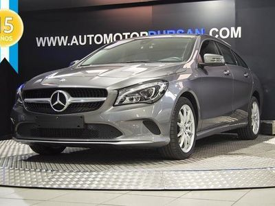 usado Mercedes CLA200 Shooting Brake CLA Shooting Brake d
