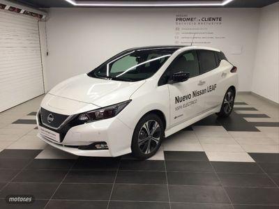 usado Nissan Leaf 40kWh NConnecta Bitono