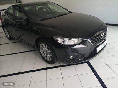 usado Mazda 6 2.2 DE 150cv AT Luxury Pack Prem. WGN