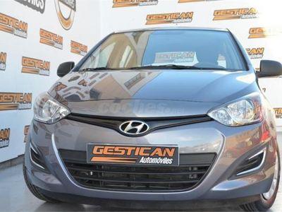 usado Hyundai i20 1.4 Mpi Go Plus 5p. -15