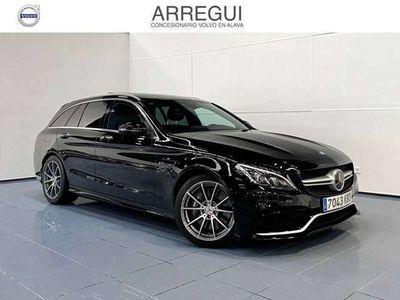 usado Mercedes C63 AMG C 63 AMGEstate AMG S 7G Plus