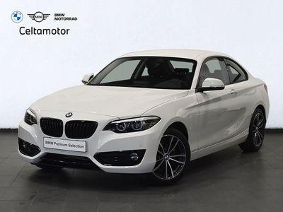 usado BMW 218 d Coupe 110 kW (150 CV)