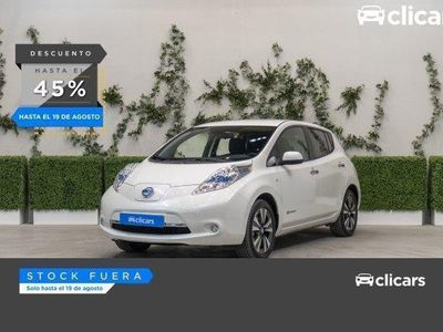 usado Nissan Leaf 30kWh Tekna
